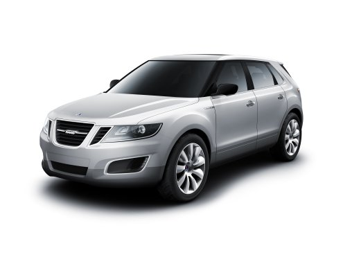 Der 9-4X dient als Ausblick auf ein Saab-SUV und war bereits Anfang 2008 der